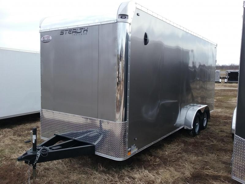 "2020 Stealth Trailers Titan 7x20 +18"" Height Enclosed Cargo Trailer"