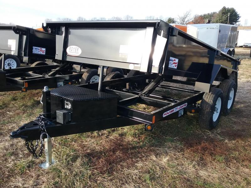2020 Liberty 6x12 10K Dump Trailer **PRICE REDUCED**