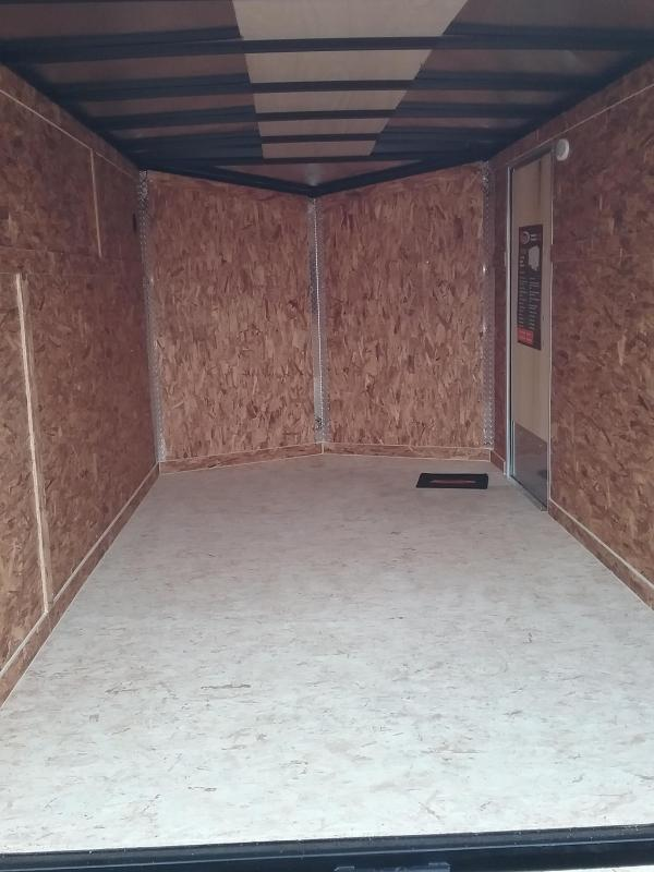 2020 Formula Traverse 7x12 Enclosed Cargo Trailer