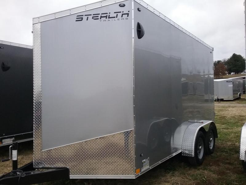 7x14 Stealth Titan Enclosed Trailer