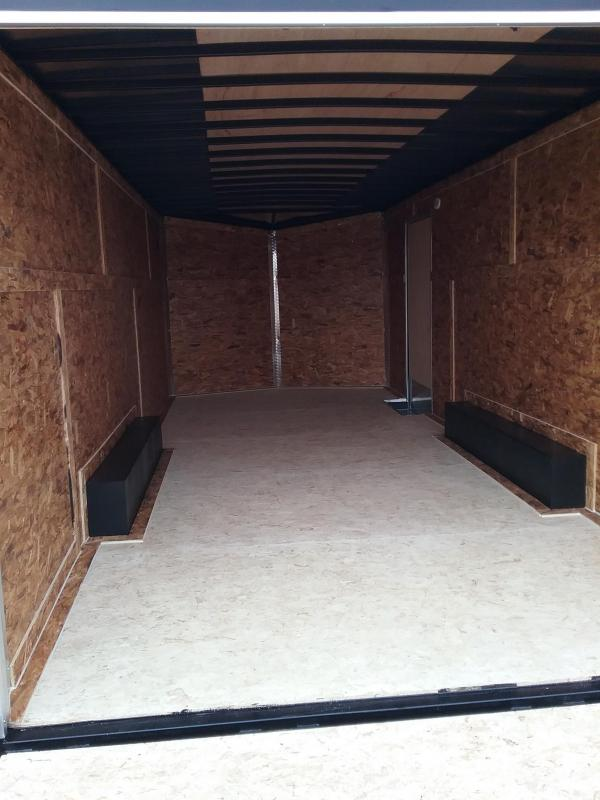 2020 Formula Traverse 10k 8.5x20 Enclosed Cargo Trailer
