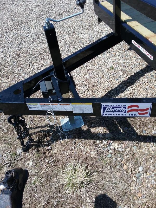 """82""""x22' 10K Liberty Utility Trailer"""