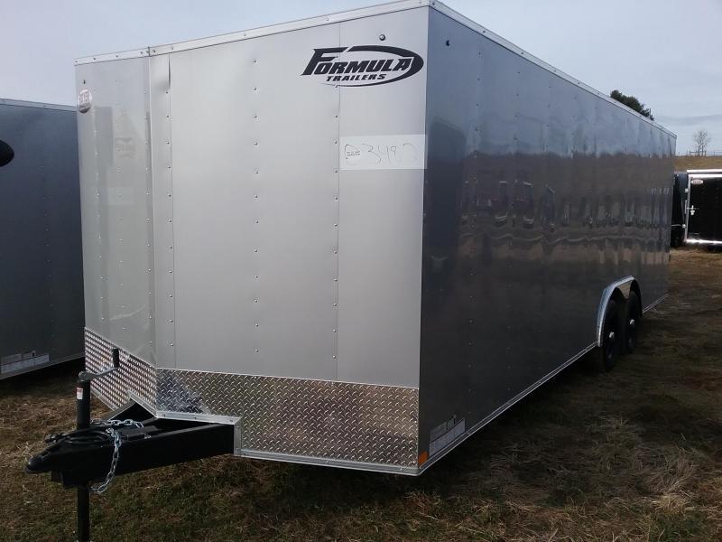 2020 Formula Traverse 8.5x24 10K Enclosed Cargo Trailer
