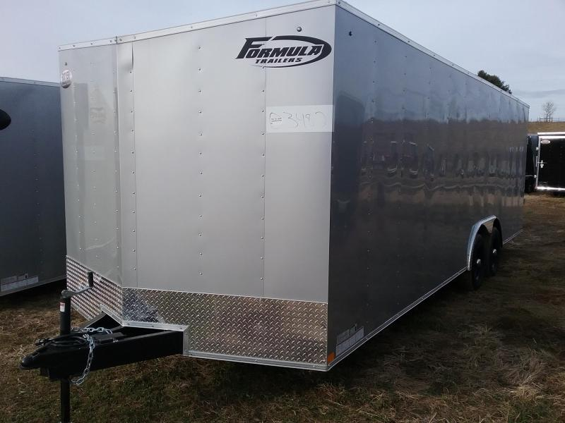 2020 Formula Traverse 8.5x24 10K Enclosed Cargo Trailer
