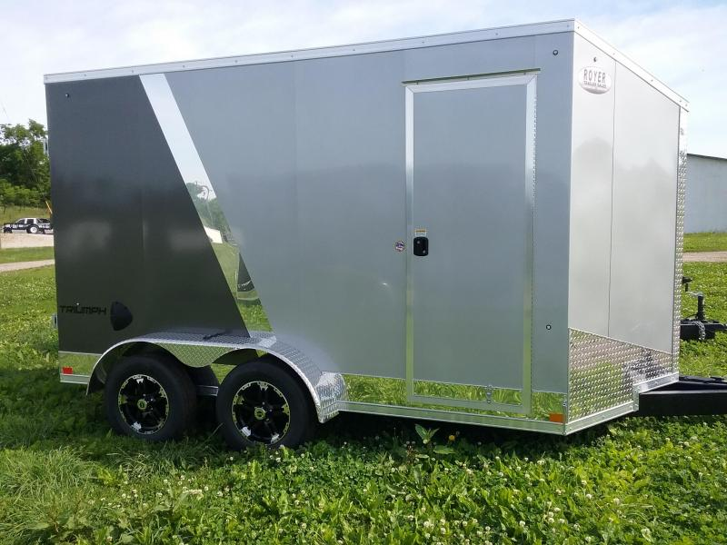 2021 Formula TRAVERSE Car / Racing Trailer