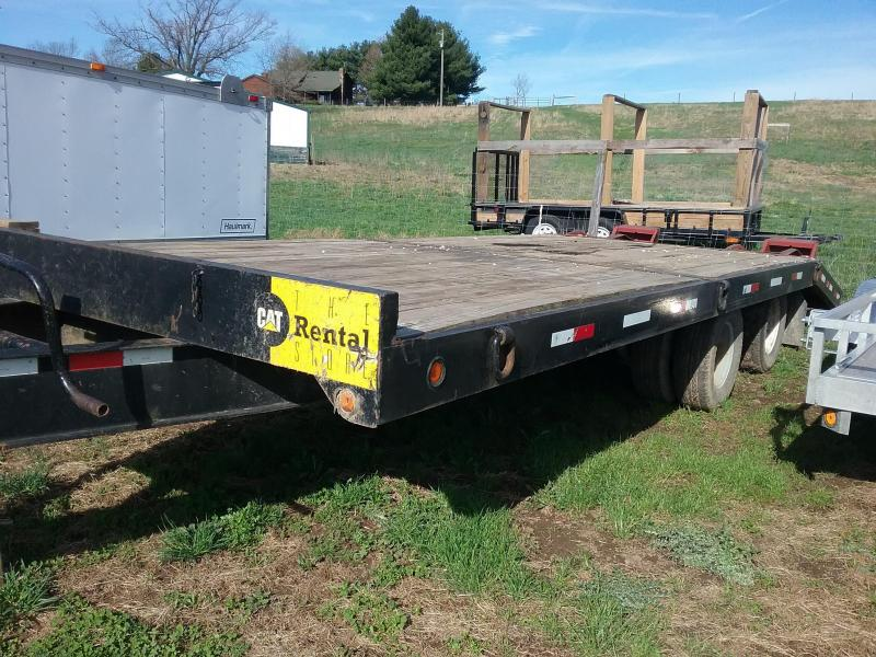 Contrail 24K Pintle Hitch with Dual Wheels 20+5