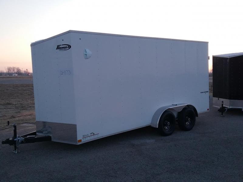2021 Formula TRAVERSE Enclosed Cargo Trailer
