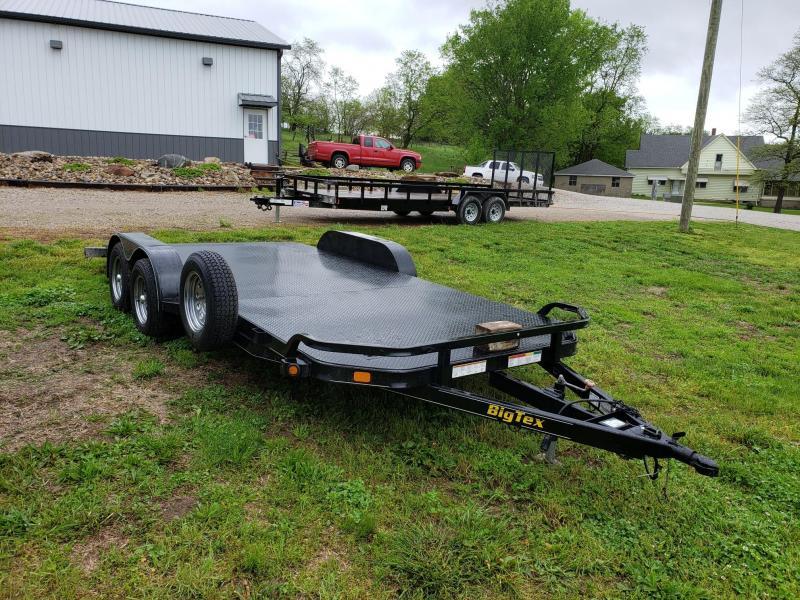 2013 Big Tex 82X18 7K Car / Racing Trailer
