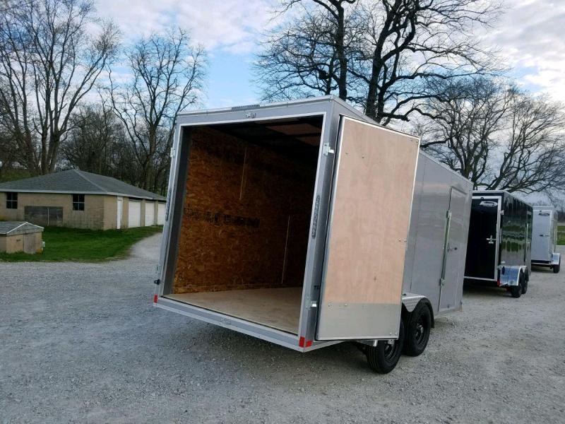 "2021 Formula 7X16(+12"" Additional Height) 7K Enclosed Cargo Trailer"