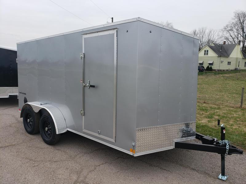 7x14 Formula Traverse Enclosed Trailer