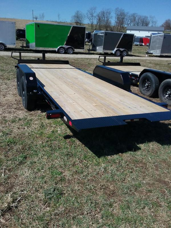 2019 20' Big Tex Tilt Trailer