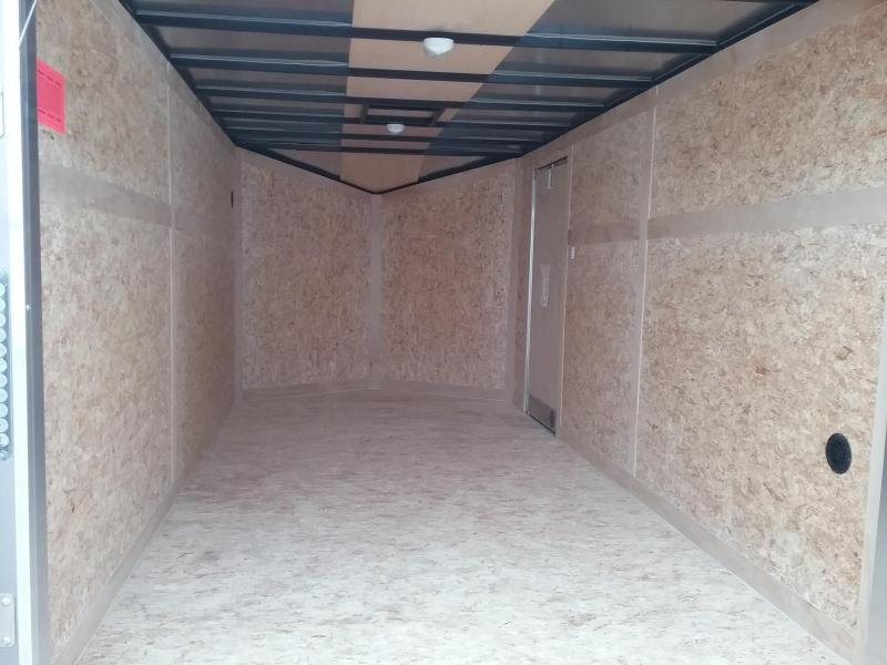 7x14 Stealth Titan Cargo Trailer
