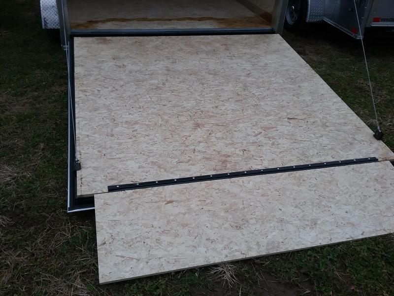 """7x14 (+6"""" Additional Height) Stealth Titan Enclosed Trailer"""