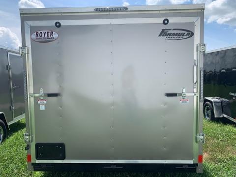 7x16 Formula Conquest Enclosed Cargo Trailer
