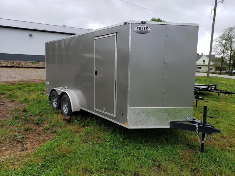 2018 Stealth  7X16 Mustang Enclosed Cargo Trailer