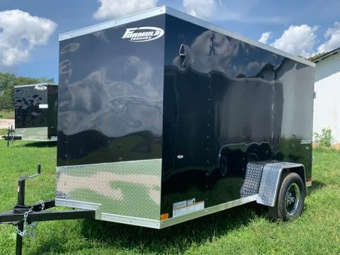 6x10 Formula Conquest Enclosed Cargo Trailer