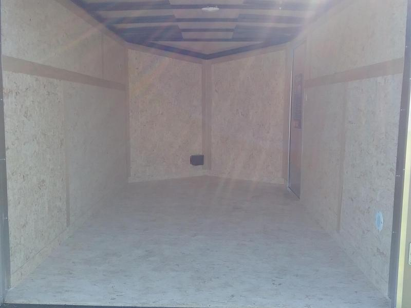 7x12 Formula Conquest Enclosed Cargo Trailer