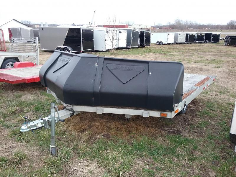 USED SNOWMOBILE TRAILER