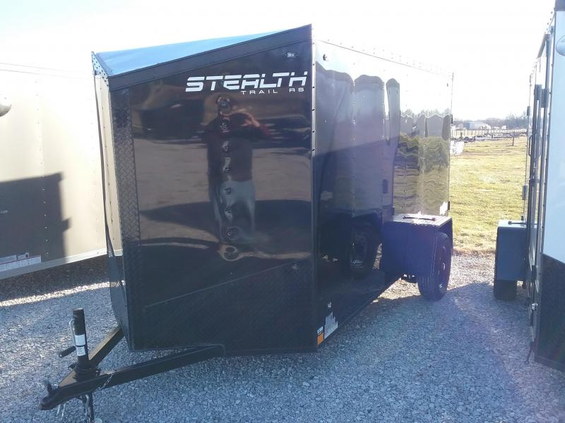 2020 Stealth Trailers 6x12 Mustang Enclosed Cargo Trailer
