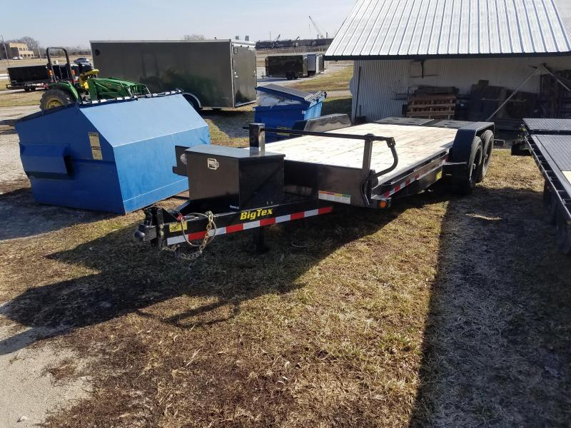 2019 Big Tex Trailers 14ET 82X20 Equipment Trailer