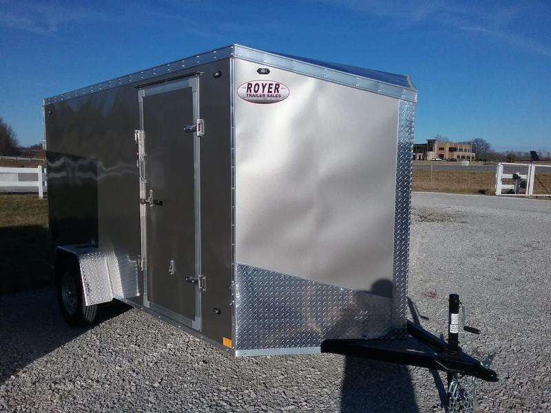 2020 Stealth Trailers Titan 6x12 Enclosed Cargo Trailer