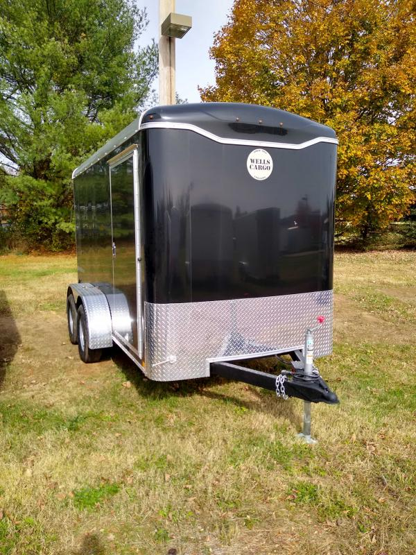 2019 Wells Cargo RF612T2 Enclosed Cargo Trailer