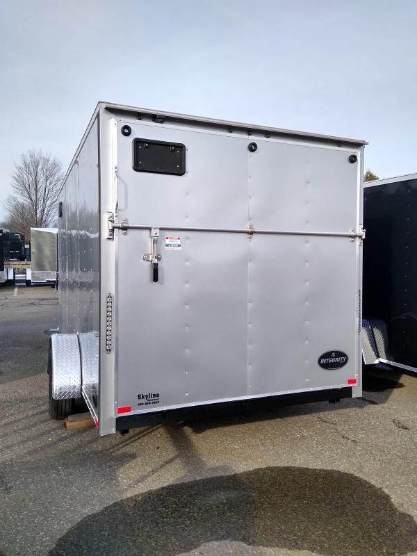 2020 Integrity Trailers HL7X12SA Enclosed Cargo Trailer
