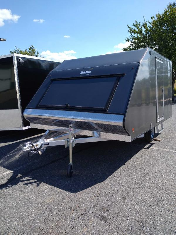 2020 Mission MFS101X12 Snowmobile Trailer