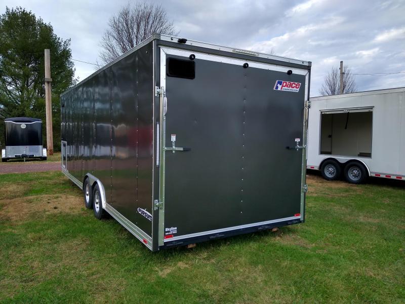 2019 Pace American PR85X26TE3 Cargo Trailer Enclosed Cargo Trailer