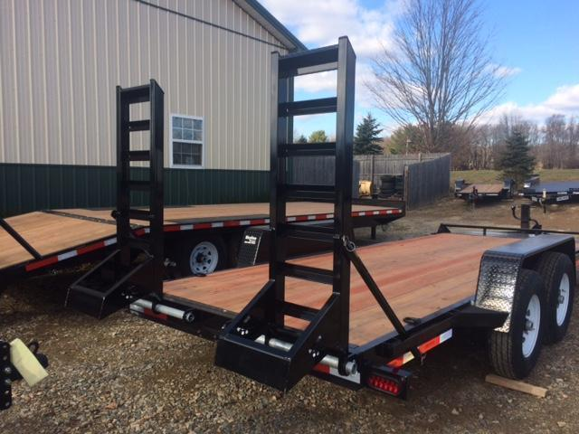 2020 Bri-Mar EH18-14HD Equipment Trailer