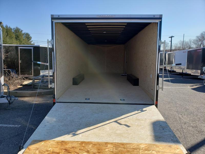 2021 Pace American JV85X24TE3SE Enclosed Cargo Trailer