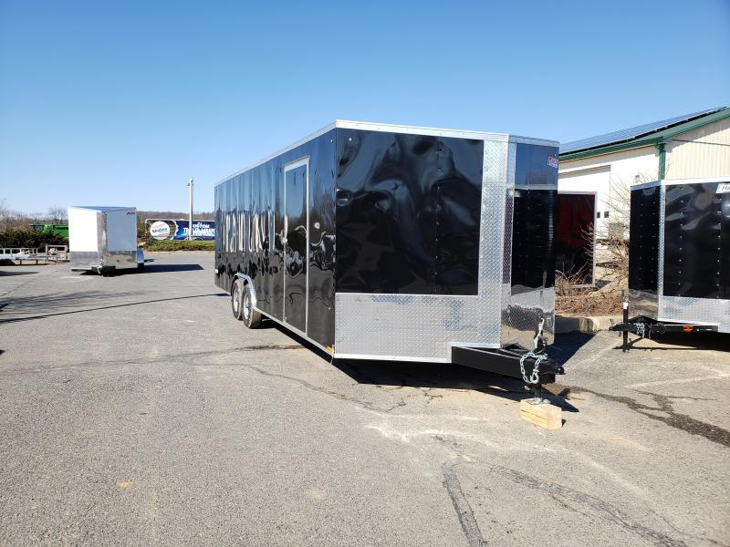 2021 Pace American JV85X24TE3SE Enclosed Cargo Trailer
