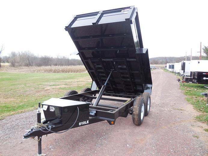 2020 Bri-Mar DT612LP-LE-10 Dump Trailer