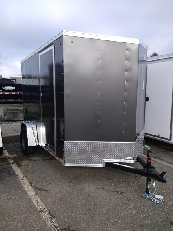 2020 Pace American OB6X10SI2DLX Enclosed Cargo Trailer