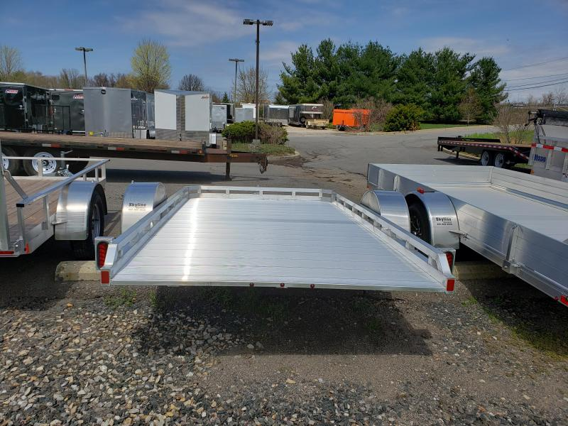 2019 Mission MU6.5X12FAT2.0 Utility Trailer