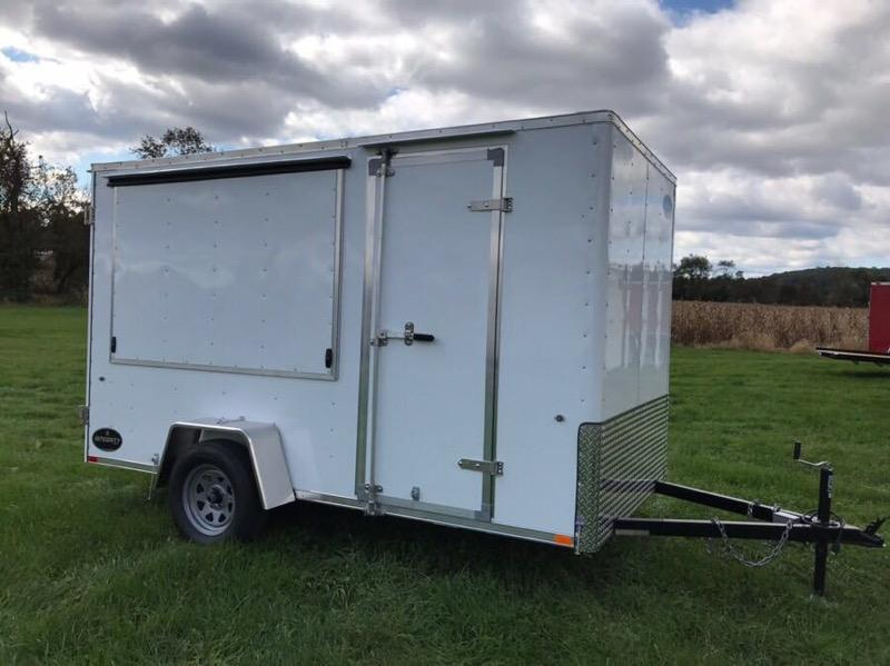 2019 Integrity Trailers HL6X12 Enclosed Cargo Trailer