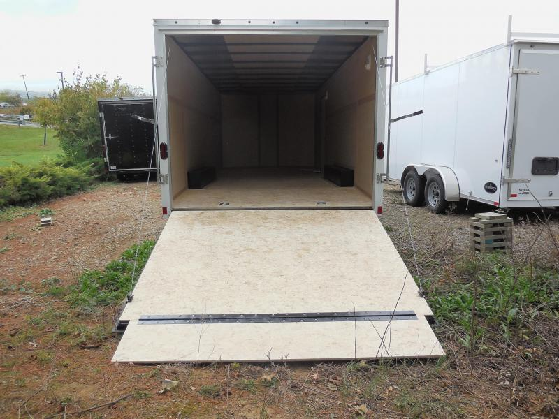 2020 Haulmark PP8516T2 Cargo Trailer Enclosed Cargo Trailer