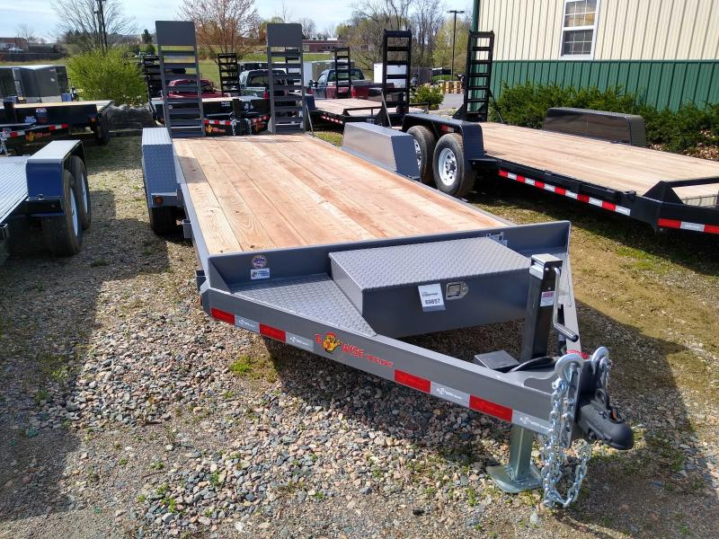 2020 B-Wise EC20-15 Equipment Trailer