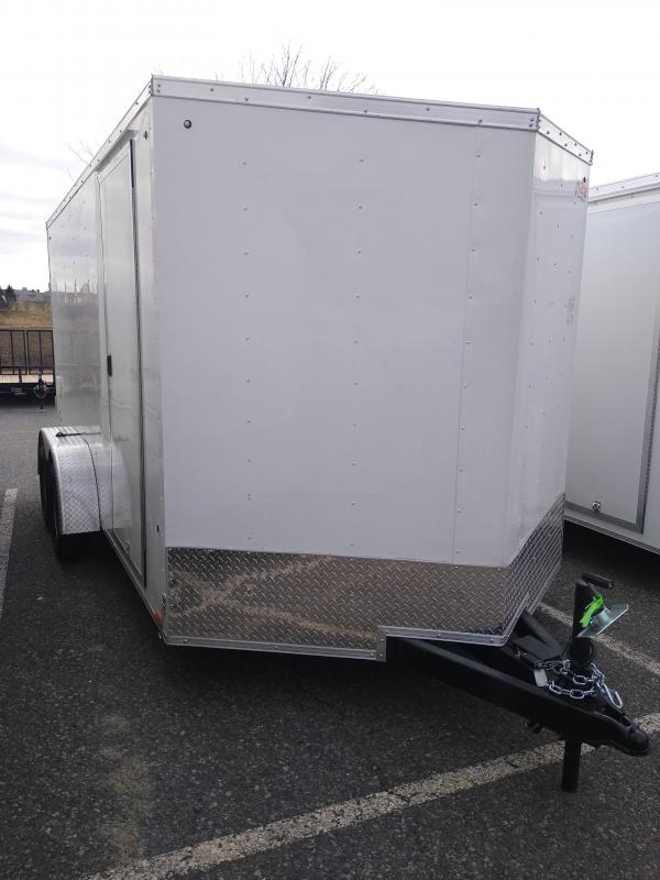 2021 Pace American OB7X14TE2DLX Enclosed Cargo Trailer