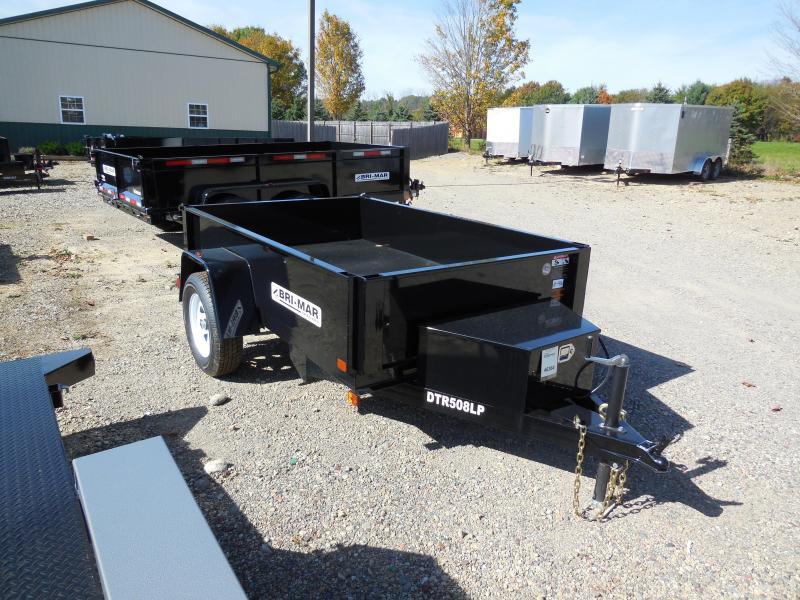 2020 Bri-Mar DTR508LP-3 Dump Trailer