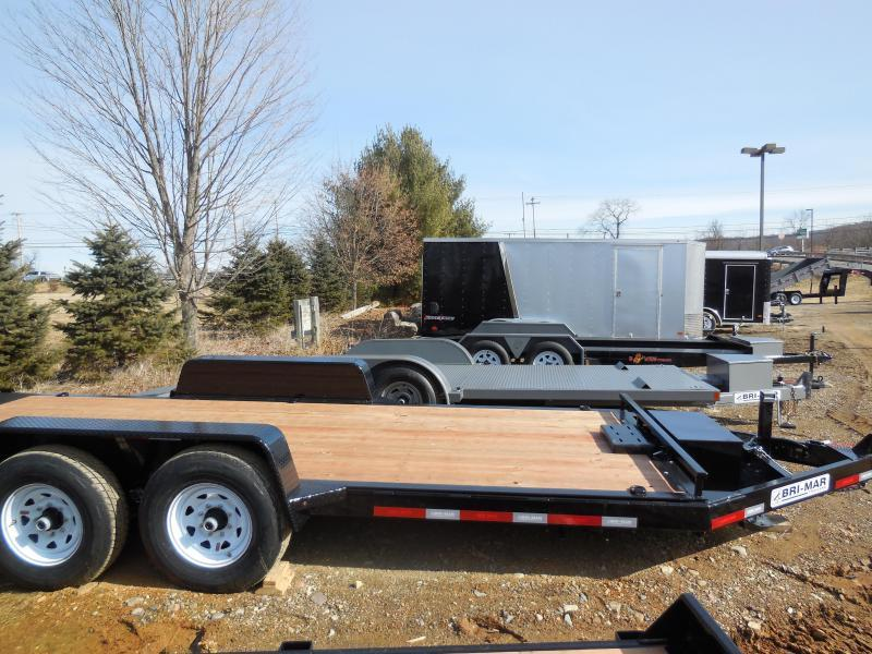 2020 Bri-Mar HT18-14 Equipment Trailer