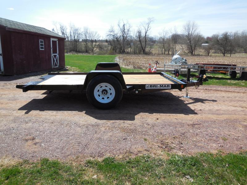 2020 Bri-Mar T712-6 Utility Trailer