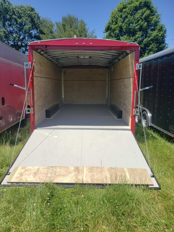 2019 Integrity Trailers PL8X18T Enclosed Cargo Trailer