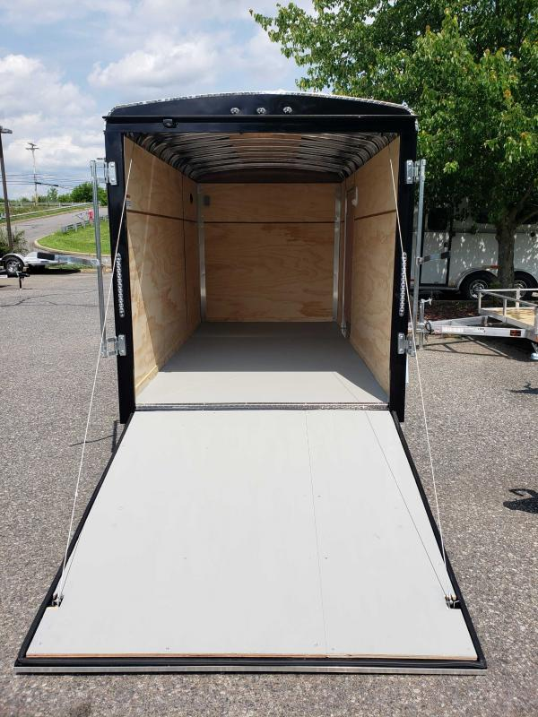 2019 Integrity Trailers PL6X12 Enclosed Cargo Trailer