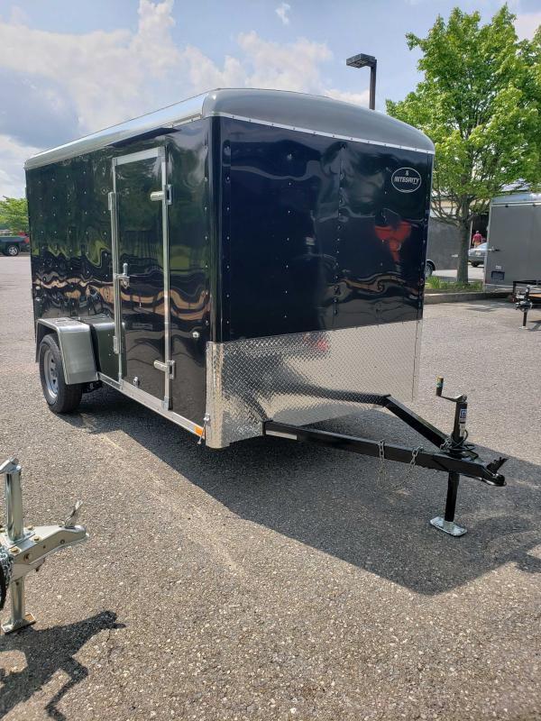 2019 Integrity Trailers PL6X12 Cargo Trailer
