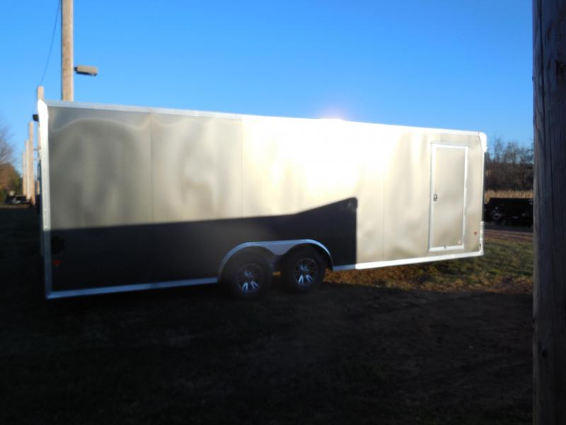 2019 EZ Hauler EZEC8X24 Enclosed Cargo Trailer