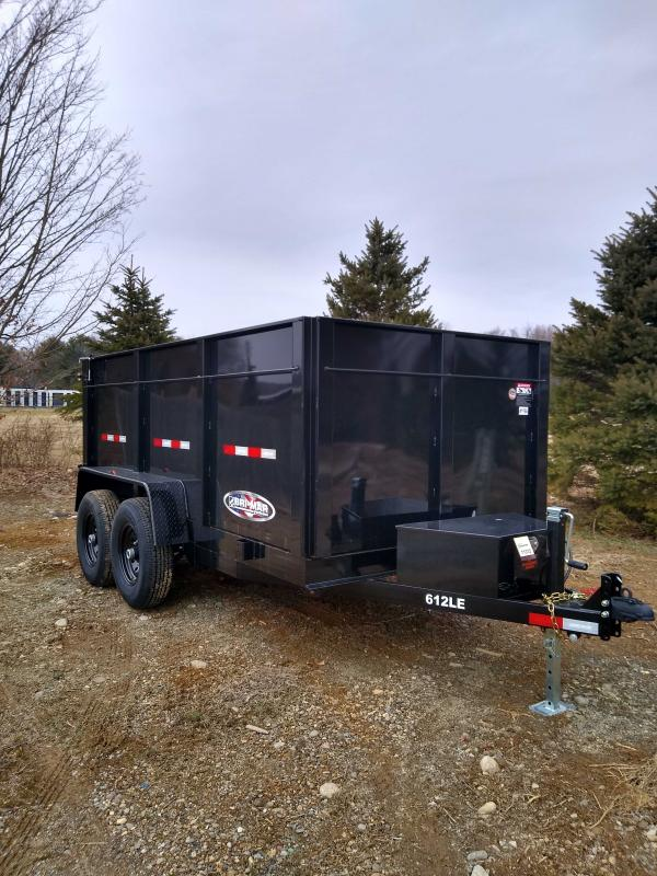2020 Bri-Mar DT612LP-LE-12H Dump Trailer