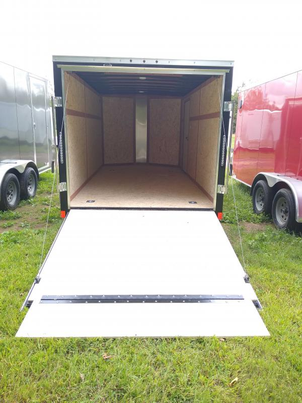 2019 Wells Cargo RFV714T2 Enclosed Cargo Trailer