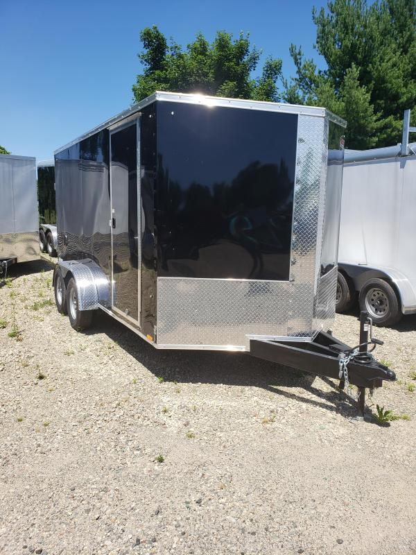 2021 Pace American PSCB7.0X16TE2FF Enclosed Cargo Trailer