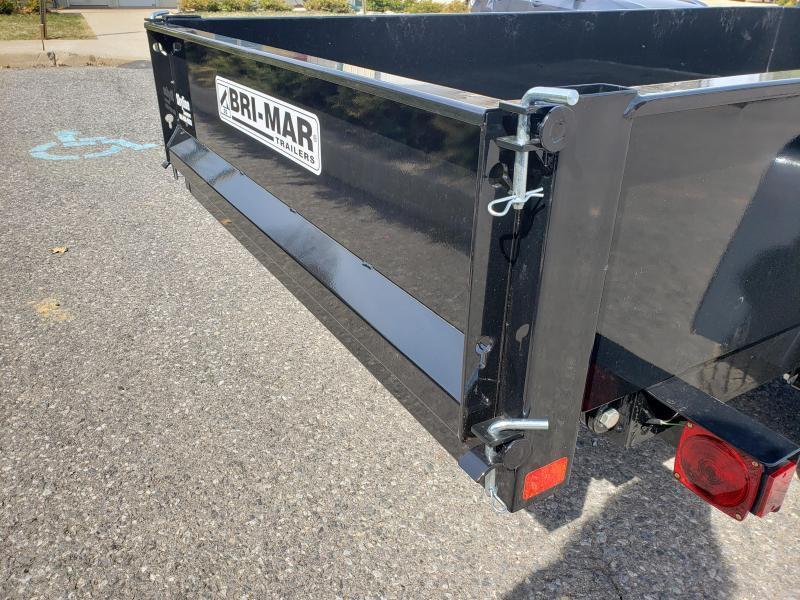2020 Bri-Mar DTR510LP-5 Dump Trailer